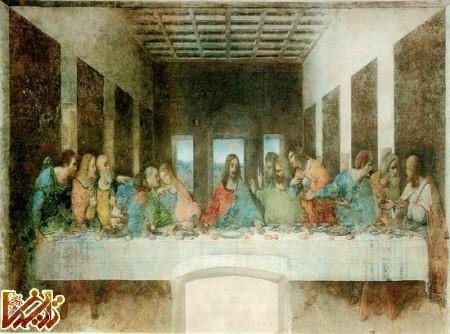 زندگانی لئوناردو داوينچی  | عکس و تصاویر | www.Tarikhema.ir